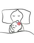 情侣睡觉姿势