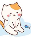 卡通猫咪表情包可爱