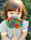 吃糖的表情包