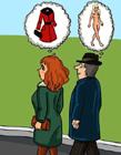 男女思考方式的差别图 男女之间的差异图片
