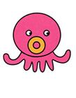章鱼简笔画 章鱼简笔画彩色