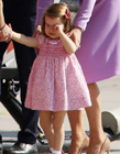 夏洛特小公主同款裙子 夏洛特小公主现状