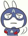 美国队长不想和你说话表情包 美国队长3表情包