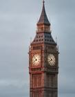 不同角度的伦敦大本钟 伦敦大本钟图片