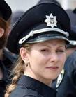 乌克兰世界颜值最高的女警