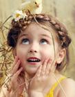 漂亮的外国小女孩图片