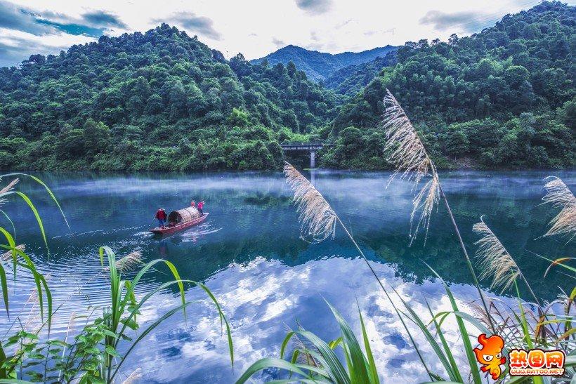 东江湖风景旅游区图片