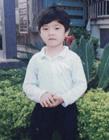 刘昊然小时候的照片 刘昊然童年照片大全