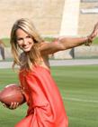 美国最美体育女记者照片