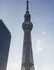 日本东京晴空塔高清图片