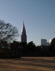 日本新宿御苑图片