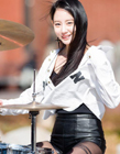 韩国架子鼓女神雅妍个人资料以及图片写真