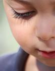 睫毛逆天的娃 长睫毛宝宝图片