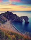 英国侏罗纪海岸景点图片