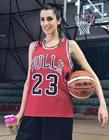 最美的女篮球运动员 最美女篮球运动员图片