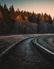 铁路摄影作品