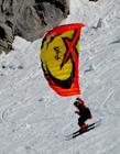 滑翔伞图片大全