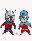 漫威DC超级英雄大图鉴
