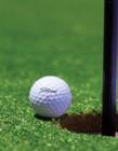 高尔夫球高清图片