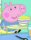 小猪佩奇情侣头像一对两张 小猪佩奇情侣头像一左一右