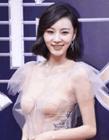 陈雅婷的透视裙 陈雅婷全透明可以看出胸超级大