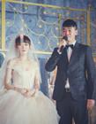 cba深圳队顾全与女朋友婚礼照 祝福深圳大狙永远幸福