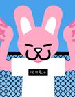 深井兔子高清图片 可爱的长耳朵兔兔来啦