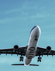 民航客机图片 像在空中飞翔的小鸟