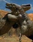 世界上最大的蜥蜴科莫多巨蜥 体型巨大凶悍十足
