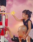 """爸爸去哪儿6包贝尔携女儿饺子亮相 上演天马行空的""""公主与骑士"""""""