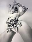 lady gaga高清图片 Lady Gaga画风诡异还是那个熟悉的味道