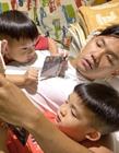 双胞胎孩子一句话伤到妈妈范玮琪 爸爸陈建州吓到不敢说话