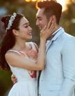 钟丽缇张伦硕结婚两周年 张伦硕钟丽缇变老头老太互相示爱