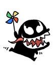 毒液可爱卡通头像 漫威最强反派角色了解一下