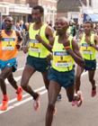马拉松运动图片 马拉松运动的意义