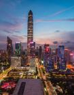深圳夜景图片实拍 深圳夜景图片高清