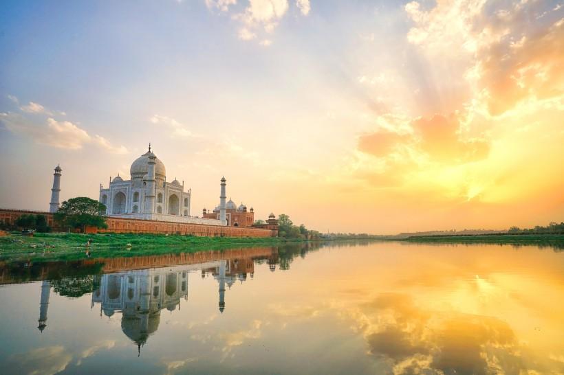 印度建筑风景图片 印度建筑风格特点