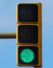 红绿灯路口照片 十字路口红绿灯规则