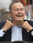老布什年轻的时候好帅 美国总统老布什图片