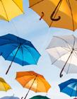 超美丽的雨伞 美丽的雨伞图片