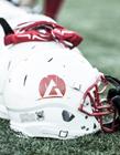橄榄球头盔图片 橄榄球装备图片
