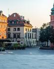 波兰首都华沙图片 波兰的首都在哪里
