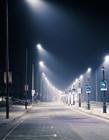 夜晚城市街道图片 城市街道夜景图片唯美 夜晚街道真实图片