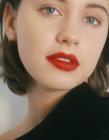 裘德洛的17岁女儿Iris Law图片 裘德洛的美貌终于后继有人了