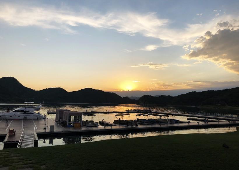 平谷金海湖风景区图片 平谷金海湖风景区介绍