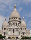 巴黎圣心教堂图片 巴黎圣心大教堂介绍