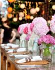 长餐桌图片 高档长餐桌摆设 长餐桌尺寸规格