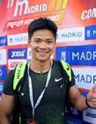 中国飞人苏炳添6秒47夺伯明翰赛60米冠军 PK欧美劲敌取赛季2胜