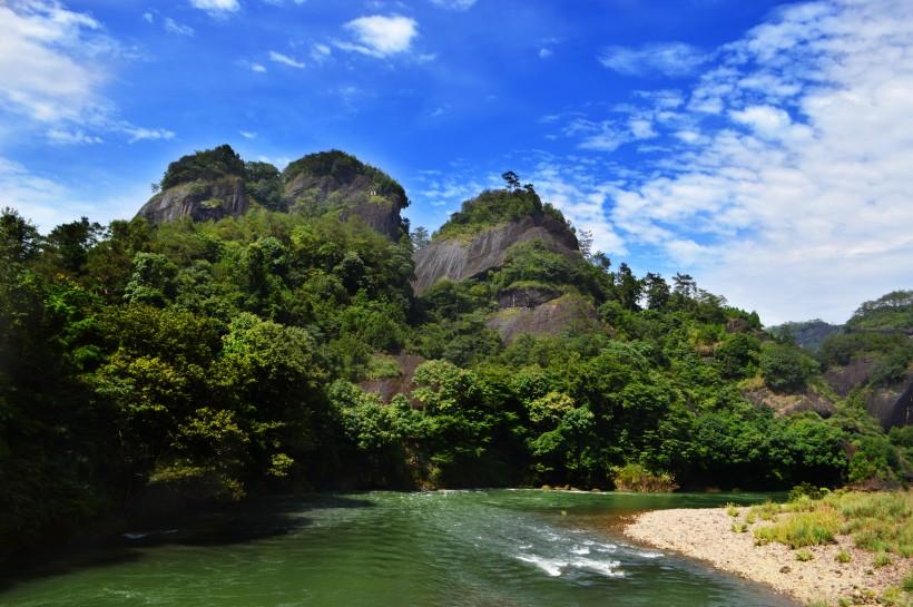 武夷山图片风景图片 武夷山风景区图片 武夷山什么季节去最好