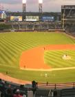 棒球场图片真实 棒球场地一般是什么形状